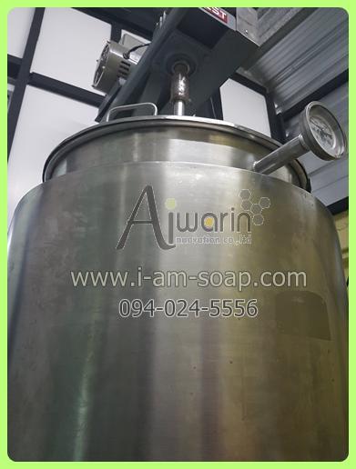 สบู่กลีเซอรีนคอลาเจนน้ำผึ้ง Honey Collagen Soap (70 กรัม)