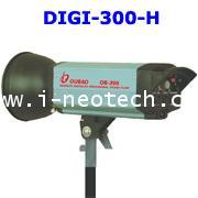 NT-SH-DIGI300  ชุดไฟแฟลชสตูดิโอ นีโอเทค ดิจิตอลไล้ท์-โปร 300วัตต์ รุ่น OB-300 1