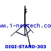 NT-SH-DIGISTAND  ขาตั้งไฟแฟลชสตูดิโอ นีโอเทค ดิจิตอลไล้ท์ ขนาดใหญ่ รุ่น DIGI-STAND สีดำ