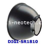 NT-SH-DIGISR1810  โคมไฟรีเฟลคเตอร์-แบบมาตรฐาน ขนาดโคม 180มม สำหรับ DIGI-Series รุ่น DIGI-SR1810