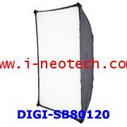 NT-SH-DIGI300  ชุดไฟแฟลชสตูดิโอ นีโอเทค ดิจิตอลไล้ท์-โปร 300วัตต์ รุ่น OB-300 3