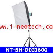 NT-SH-DIGI600  ชุดไฟแฟลชสตูดิโอ นีโอเทค ดิจิตอลไล้ท์-โปร 600วัตต์ รุ่น OB-600