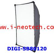 NT-SH-DIGI800  ชุดไฟแฟลชสตูดิโอ นีโอเทค ดิจิตอลไล้ท์-โปร 800วัตต์ รุ่น OB-800 2