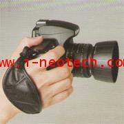 NT-MT-M7360 สายรัดข้อมือกล้อง MATIN รุ่น  M-7360 กริ๊ป-๕ หนังแท้ สีดำ