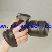 NT-MT-M7362 สายรัดข้อมือกล้อง MATIN รุ่น  M-7362 กริ๊ป-๖ หนังแท้ สีดำ