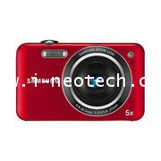 NT-SS-ES75RD  กล้องดิจิตอล SAMSUNG รุ่น ES75 สีแดง 5x Optical Zoom 14 ล้านพิกเซล