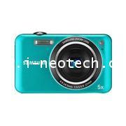 NT-SS-ES75BL  กล้องดิจิตอล SAMSUNG รุ่น ES75 สีฟ้า 5x Optical Zoom 14 ล้านพิกเซล