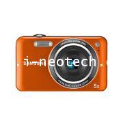 NT-SS-ES75OR  กล้องดิจิตอล SAMSUNG รุ่น ES75 สีส้ม 5x Optical Zoom 14 ล้านพิกเซล