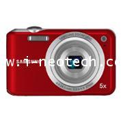 NT-SS-ES65RD  กล้องดิจิตอล SAMSUNG รุ่น ES65 สีแดง 5x Optical Zoom 10 ล้านพิกเซล