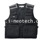 NT-MT-M70536E  เสื้อกั๊กถ่ายรูป MATIN รุ่น M-7053/6E สีดำ