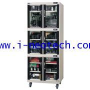 NT-HT-DHC800  ตู้กันชื้น HUITONG รุ่น  DHC-800 สีเทาอ่อน ขนาดความจุ 800 ลิตร