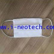 NT-NV-FM2MFPE003 หน้ากากผ้า โพลีเอสเตอร์ ไมโครไฟเบอร์ 2 ชั้น (3 ผืน ต่อ แพ็ค) (1 แพ็ค นับ 1 ชิ้น) 1