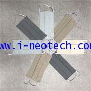 NT-NV-FM2MFPE007 หน้ากากผ้า โพลีเอสเตอร์ ไมโครไฟเบอร์ 2 ชั้น (7 ผืน ต่อ แพ็ค) (1 แพ็ค นับ 1 ชิ้น)