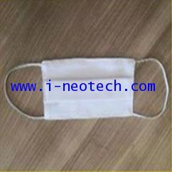 NT-NV-FM2MFPE010 หน้ากากผ้า โพลีเอสเตอร์ ไมโครไฟเบอร์ 2 ชั้น (10 ผืน ต่อ แพ็ค) (1 แพ็ค นับ 1 ชิ้น) 1