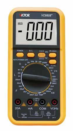 VC9808+ - 3 1/2 Digital Multimeter