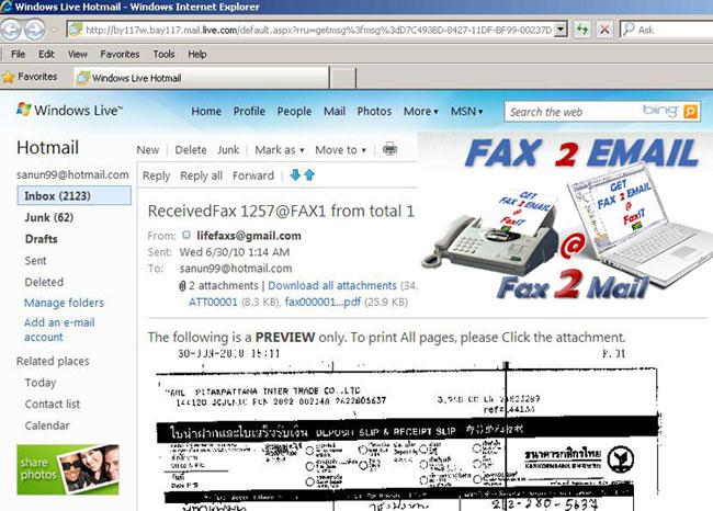 FAX to E-Mail ������������������������������������������������������������������������������������������������ Internet ��������������������������������������������������������������������������������� E-Mail ���������