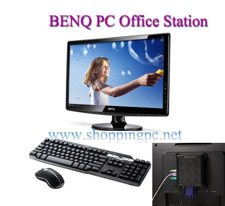 คอมพิวเตอร์แชร์ BENQ LED 18.5quot; ZX9000-NETPC Multi-userNetwork