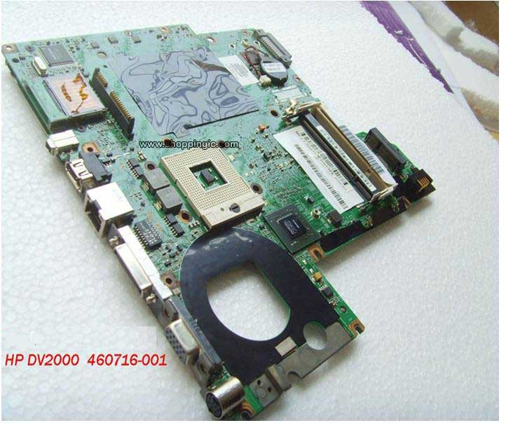 Mainboard Hp DV2000 VGA 7200 ,417035-001