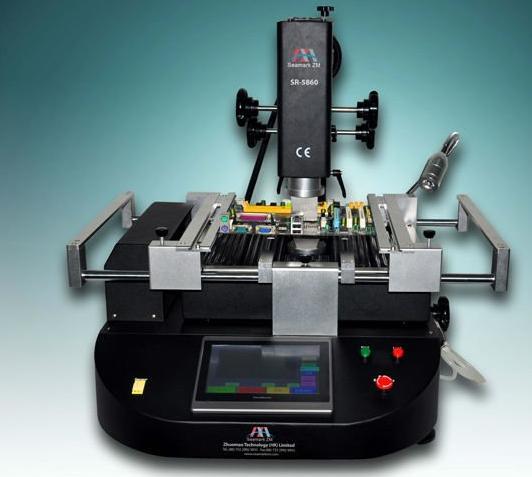 ZM-R5860 BGA Rework station/BGA Repair machine