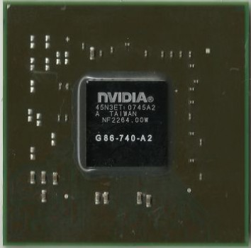 VGA NVIDIA G86-740-A2