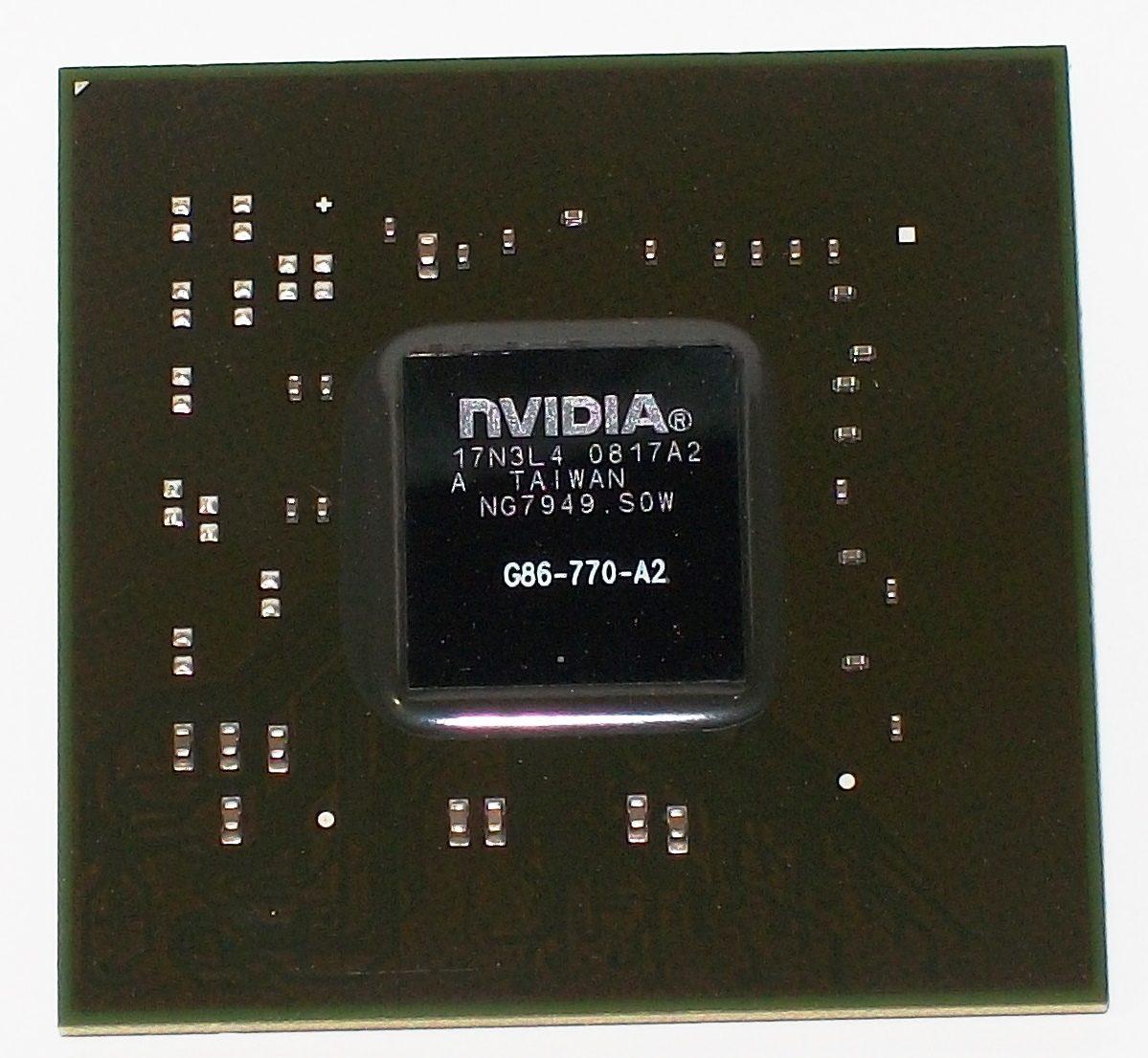VGA NVIDIA G86-770-A2