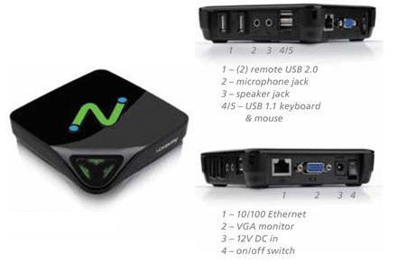 Ncomputing L300  L-Series Virtual Desktops