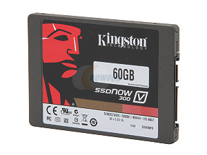 60 GB. SSD Kingston (SV300S37A/60G)