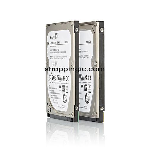 1TB. Seagate SSHD Gen3 1000GB, ST1000LM014 (ฮาร์ดดิสลูกผสม)