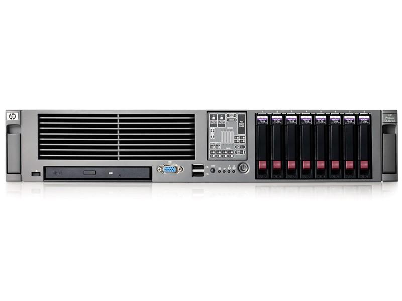 HP 380G5 Xeon single Quad-core E5420 (2.0GHz,8M)
