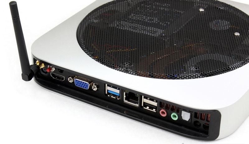 เครื่องแชร์คอมพิวเตอร์ NETPC Multi-user Network Computing  Terminal  Intel i3 3225/3.3GHz