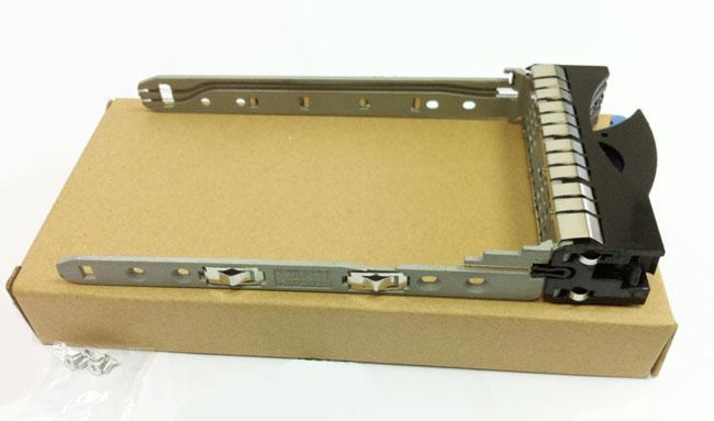 IBM 42R4131 SATA / SAS 3.5\'\' server hard disk bays new cartridge mounting screws