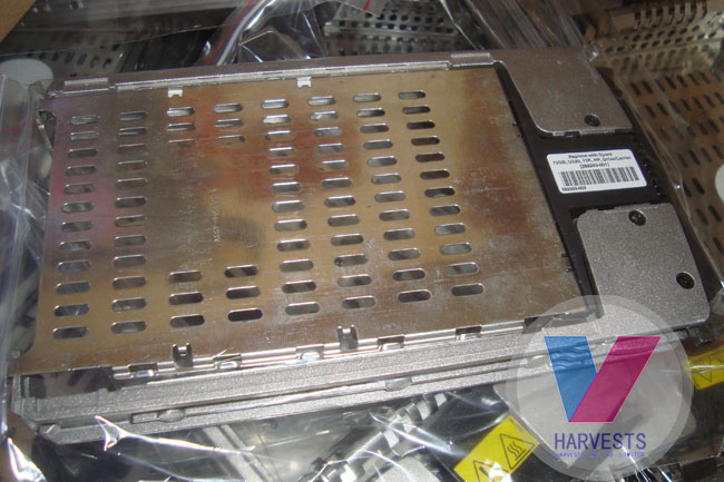 HP 3.5 SCSI server hard drive bay bracket ML150/ML350/370/DL160G4