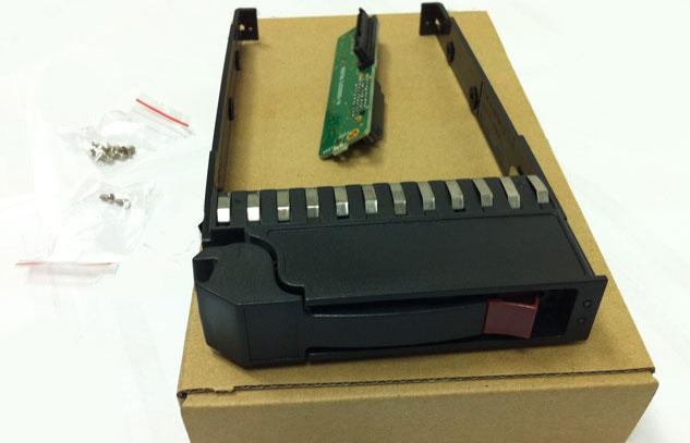 HP StorageWorks MSA2000 SAS-FC drive bays PN79-00000523