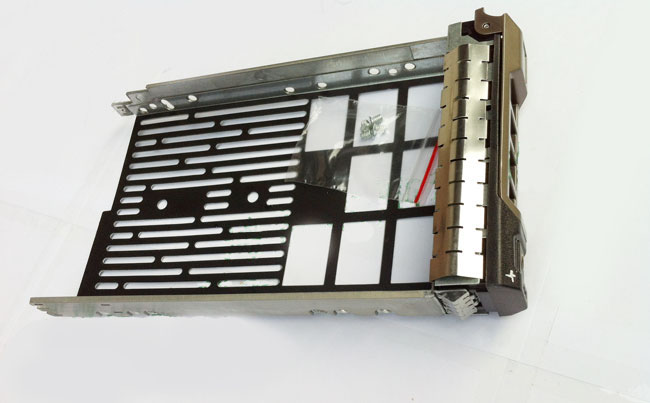 DELL / Dell F238F 3.5 new boxed hard drive bay rack with screws