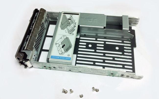 DELL 09W8C4 3.5 to 2.5 converter bracket for bracket F238F D981C