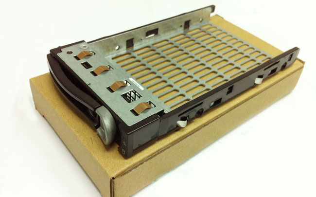 DELL 7JC8P 2.5 SAS server hard disk bays C6100