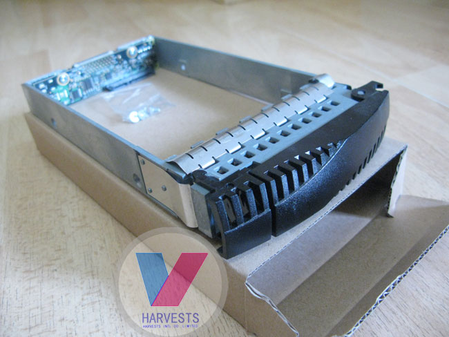 Sun Storage Tek 3.5 inch SATA to FC interface hard disk drive bay backplane server