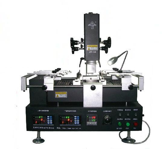 เครื่องถอดเปลี่ยนไอซี BGA Rework Station AFT-500