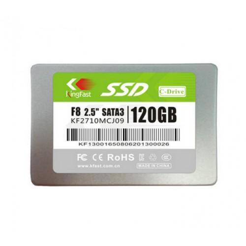 Kingfast F8 Series 2.5 SATA3 SSD 120GB KF2710MCJ09
