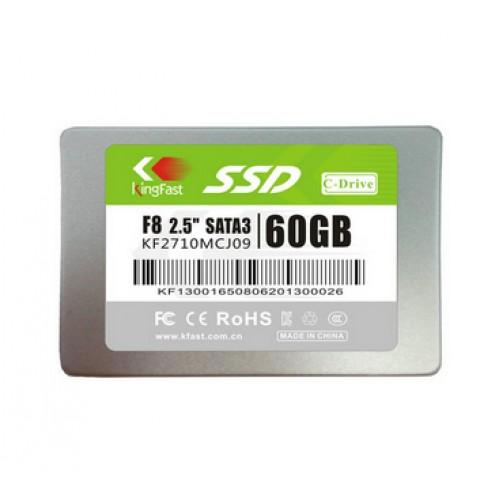 Kingfast F8 Series 2.5 SATA3 SSD 60GB KF2710MCJ09