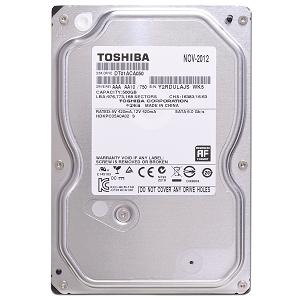 500 GB. SATA-III Toshiba DT01ACA050