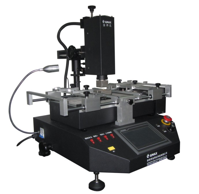 เครื่องถอดเปลี่ยนชิพไอซี BGA rework station G5280 4300 watt