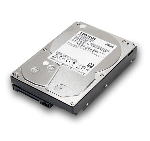 3 TB. SATA-III Toshiba (64MB) DT01ACA300