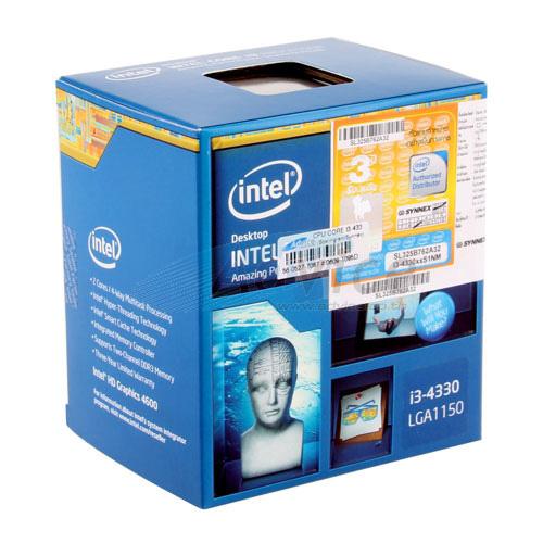Core i3 - 4330 (Box)