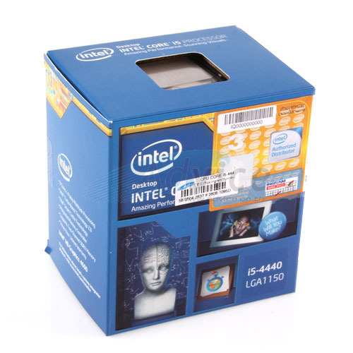 Core i5 - 4440 (Box)