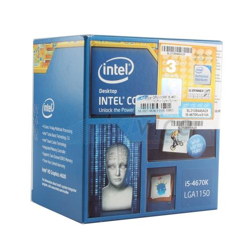Core i5 - 4670K (Box)