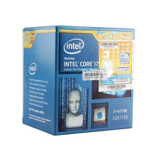 Core i7 - 4770K (Box)