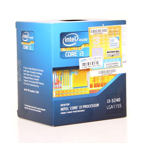 Core i3 - 3240 (Box)
