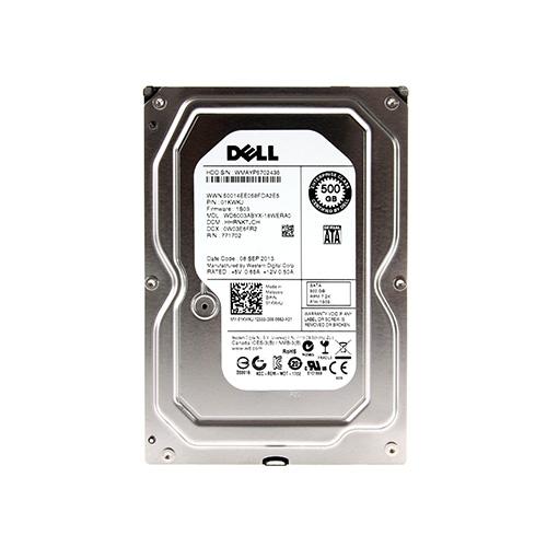 DELL HDD 500GB 7.2K SATA II 3.5 NonHotplug (HDD-500G-R210V2)