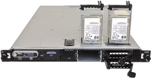 DELL 1950 Xeon 8-Core E5345x2 2.5 inch (Promotions)